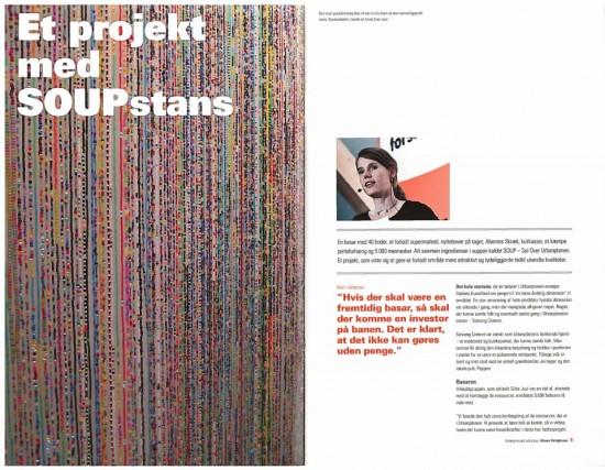 02.08.2009_Et projekt med SOUPstans