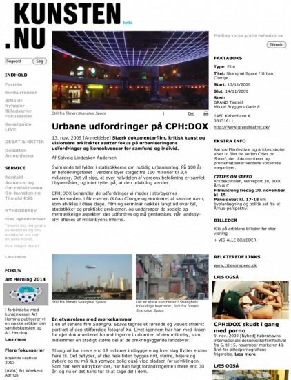 13.11.2009_Urbane udfordringer