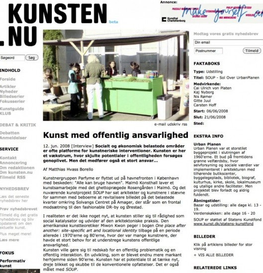 18.11.2010_Kunst med offentlig ansvarlighed - KUNSTEN.NU
