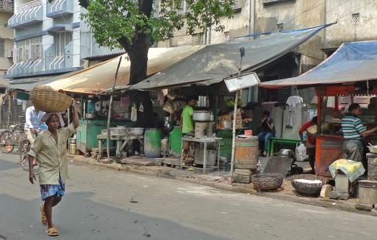 gadekøkken
