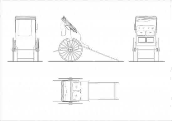 D. rickshaw