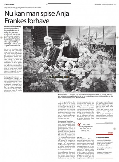 FORHAVEKØKKEN_Herlev Bladet