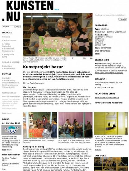 19.06.2008_Kunstprojekt bazar - KUNSTEN