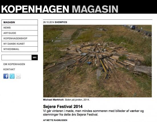 Kopenhagen_Sejerø Festival 2014