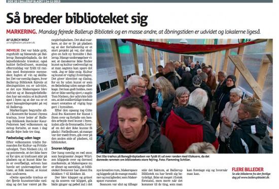 Ballerup Bladet_24.11.20015