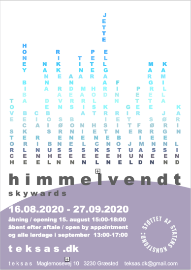 Himmelvendt invitation